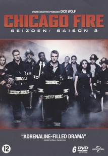 CHICAGO FIRE - 2/2