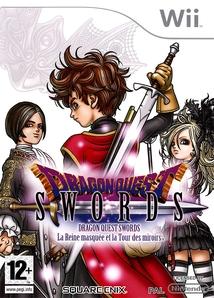 DRAGON QUEST SWORDS - Wii