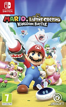 MARIO + LAPINS CRETINS KINGDOM BATTLE
