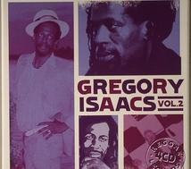 REGGAE LEGENDS : GREGORY ISAACS VOL.2