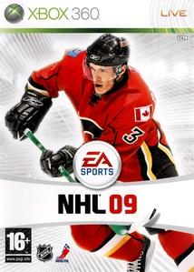 NHL 2009 - XBOX360