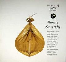 MUSIC OF SASANDU