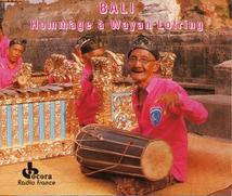 BALI: HOMMAGE À WAYAN LOTRING