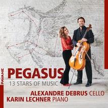 PEGASUS - ALEXANDRE DEBRUS, KARIN LECHNER