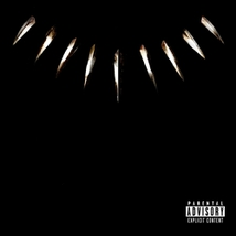 BLACK PANTHER THE ALBUM - MUSIC FROM AND INSPIRED BY