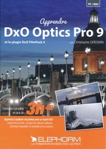 DXO OPTICS PRO 9 R ET LE PLUGIN FILMPACK 4