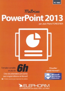 POWERPOINT 2013 ET OFFICE 365