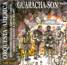ORQUESTA AMERICA VOL. IV: GUARACHA-SON