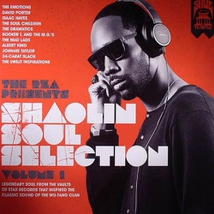 THE RZA PRESENTS: SHAOLIN SOUL SELECTION  VOL.1