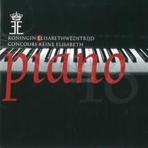 CONCOURS REINE ELISABETH 2016 - PIANO