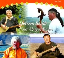 FOUR SHAGAI BONES. MASTERS OF MONGOLIAN OVERTONE SINGING