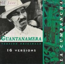 GUANTANAMERA, VERSION ORIGINALE: 16 VERSIONS