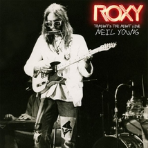 ROXY : TONIGHT'S THE NIGHT LIVE