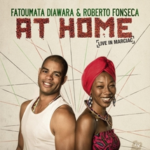 AT HOME (LIVE IN MARCIAC)