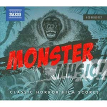 MONSTER MUSIC - CLASSIC HORROR FILM SCORES