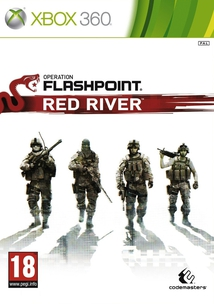 OPERATION FLASHPOINT : RED RIVER - XBOX360