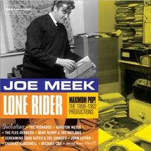 LONE RIDER : MAXIMUM POP ! (THE 1958-1962 PRODUCTIONS)
