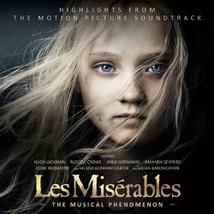 LES MISÉRABLES (MOTION PICTURE SOUNDTRACK)