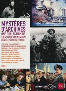 MYSTÈRES D'ARCHIVES, Vol.4