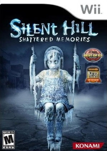 SILENT HILL - SHATTERED MEMORIES - Wii