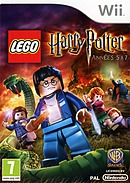 LEGO HARRY POTTER 2 - ANNEES 5-7 - Wii