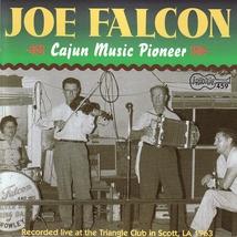 "CAJUN MUSIC PIONEER: ""LIVE IN SCOTT, LA. 1963"""