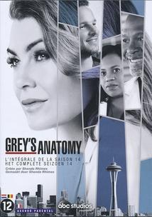 GREY'S ANATOMY - 14/1