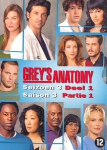 GREY'S ANATOMY - 3/1