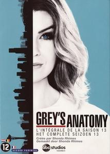 GREY'S ANATOMY - 13/2