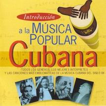 INTRODUCCIÓN A LA MÚSICA POPULAR CUBANA