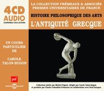 L'HISTOIRE PHILOSOPHIQUE DES ARTS: ANTIQUITE GRECQUE