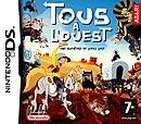 LUCKY LUKE : TOUS A L'OUEST - DS