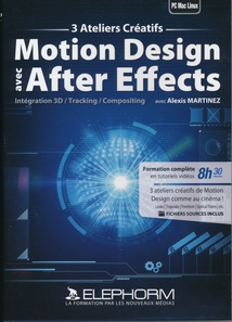 AFTER EFFECTS - MOTION DESIGN