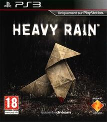 HEAVY RAIN - PS3