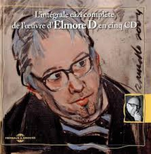 INTEGRALE CAZÎ COMPLETE DE L'OEUVRE D'ELMORE D EN CINQ CD