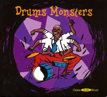DRUMS MONSTERS