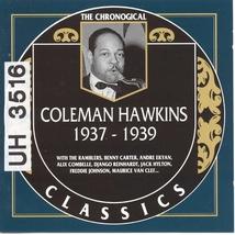 COLEMAN HAWKINS 1937-1939