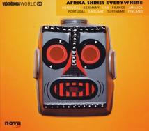 AFRICA SHINES EVERYWHERE (VIBRATIONS WORLD 03)