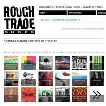 ROUGH TRADE SHOPS: COUNTER CULTURE 12