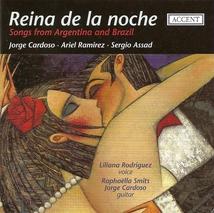 REINA DE LA NOCHE (CHANSONS D'ARGENTINE ET DU BRÉSIL)