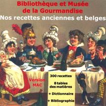 BIBLIOTHÈQUE ET MUSÉE DE LA GOURMANDISE