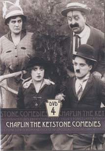 CHARLIE CHAPLIN: THE KEYSTONE COMEDIES - 4