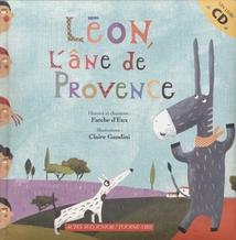 LÉON, L'ÂNE DE PROVENCE