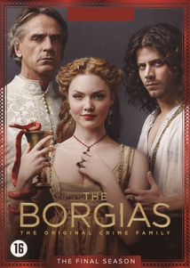 THE BORGIAS - 3/2