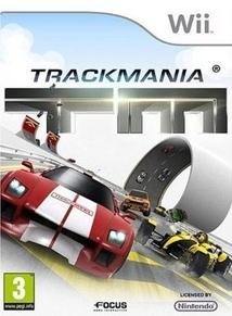 TRACKMANIA TM - Wii