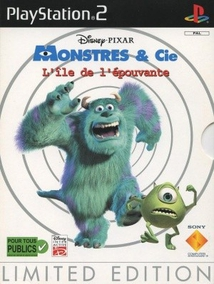 MONSTRES & CIE - PS2