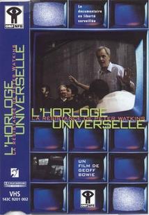 L'HORLOGE UNIVERSELLE: LA RÉSISTANCE DE PETER WATKINS - VHS