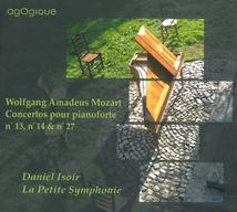 CONCERTO PIANOFORTE 13,14,27