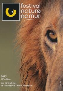 FESTIVAL DU FILM NATURE DE NAMUR : 2013