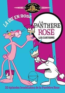 LA PANTHÈRE ROSE: LES CARTOONS - LA VIE EN ROSE